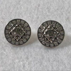 Chanel Earrings • Vintage • Used • Authentic • CC